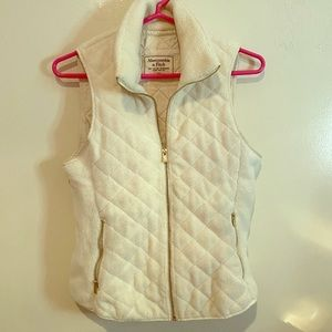 Abercrombie Quilted Vest